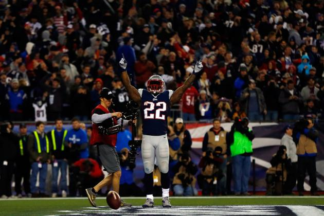 Struggling Patriots Offense Must Turn to Stevan Ridley, Running Game for Boost