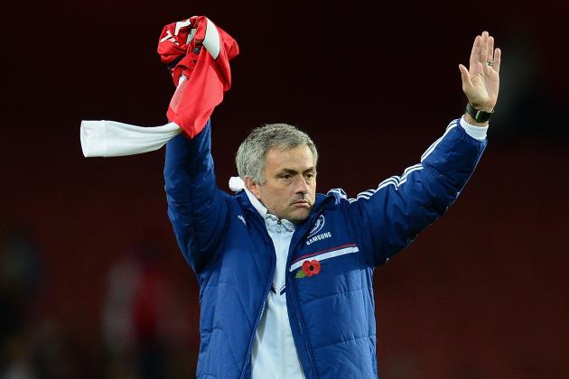 Tighe's Tactics Board: Classic Mourinho, Formation-Corners Correlation?