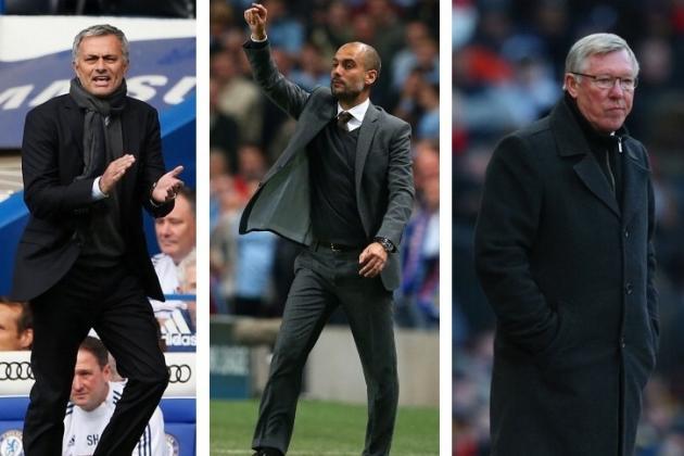 Identifying the Next Generation of Mourinhos, Guardiolas and Fergusons