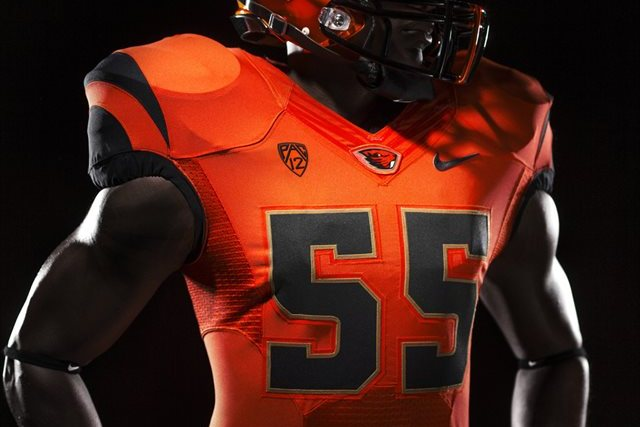 Oregon State Will Wear This All-Orange Uniform Combo vs. USC