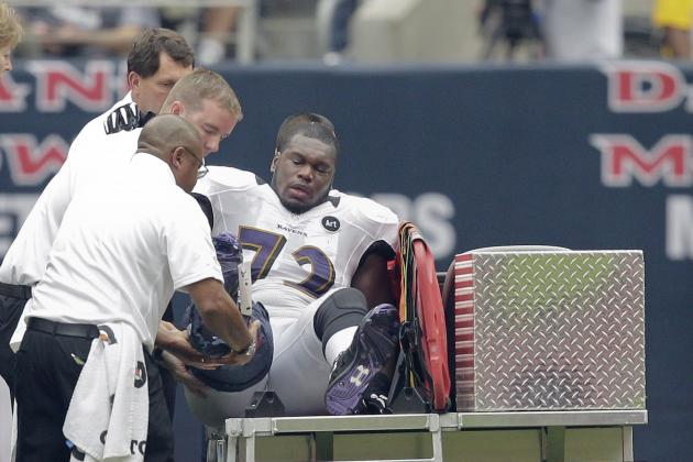 OL Osemele (Back) Expected to Miss Rest of Season