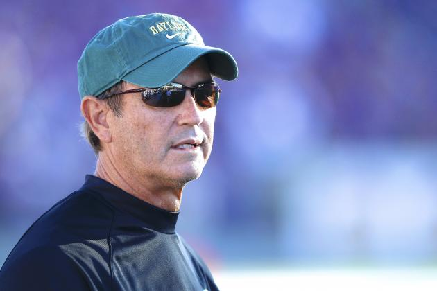 Yes, Barry Switzer, Art Briles Would Be a Good Fit at Texas; but Would He Leave?