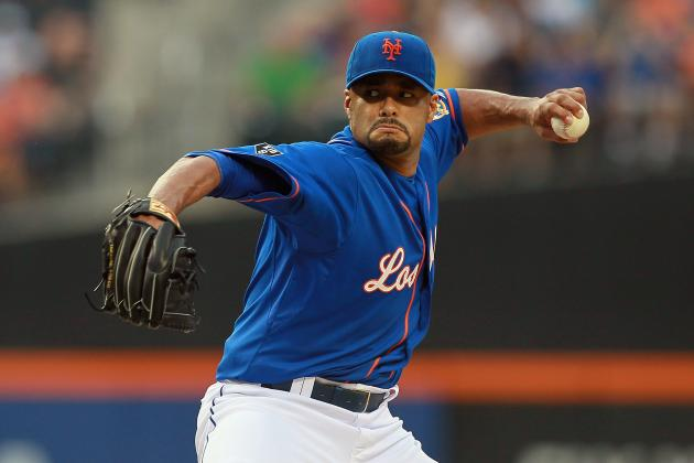 Mets Decline Johan Santana's $25M Option