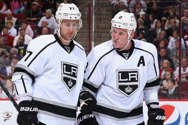 Kings Shakeup: Carter to IR, Ellerby Waived, Toffoli and Vey Called Up
