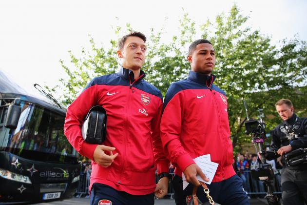 Key Battles Arsenal Must Win vs. Liverpool on Saturday