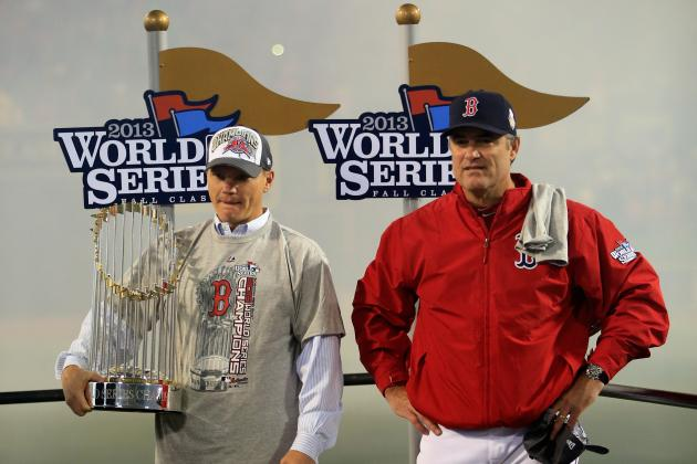 What Does the Future Hold for the World Series Champion Boston Red Sox?