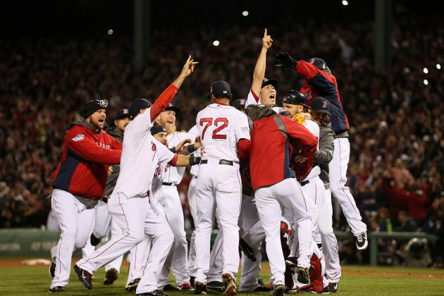 Boston Red Sox Parade 2013: Breaking Down Baseball's Most Unique Victory Lap