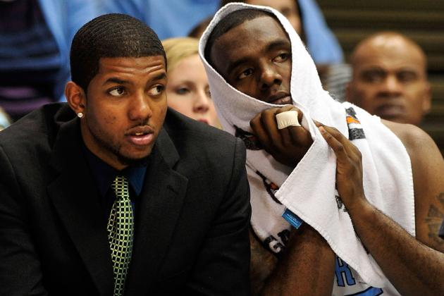 UNC's PJ Hairston and Leslie McDonald Remain out Due to Eligibility Issues