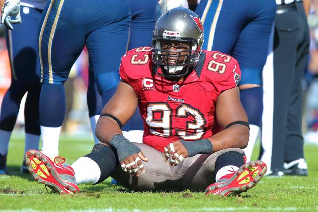 Gerald McCoy Reportedly Admonished for Being Swell Guy and Helping Up Opponents