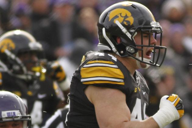 UW's Jet Sweep Stands Between Hawkeyes and Bowl Game
