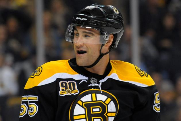 Johnny Boychuk Day-to-Day for Bruins
