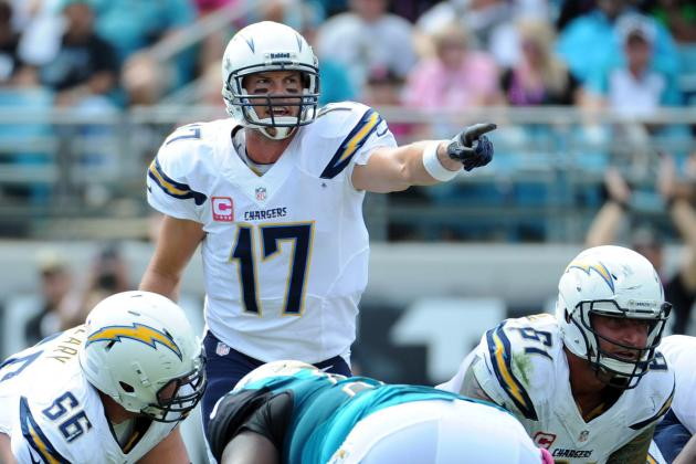 Chargers Put Quarterback Philip Rivers in a Position to Succeed, and He Has