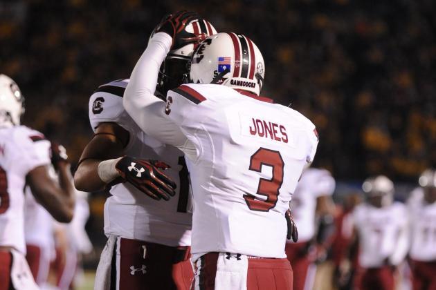 Gamecocks' SEC Title Hopes Still Alive