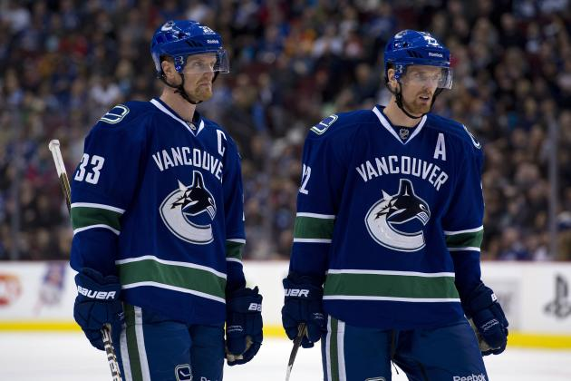 Henrik and Daniel Sedin Sign 4-Year, $28 Million Deals With Vancouver Canucks