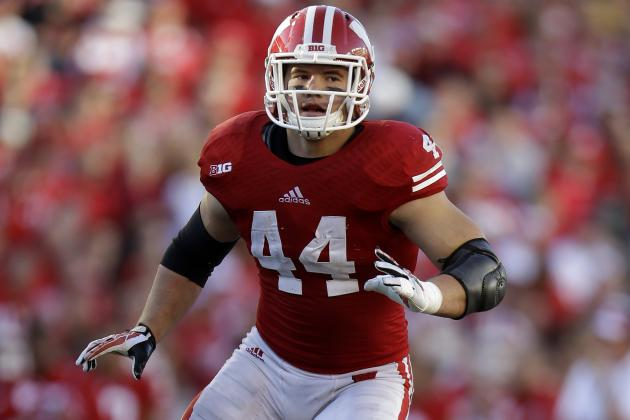 Chris Borland Is a Game-Time Decision for Saturday