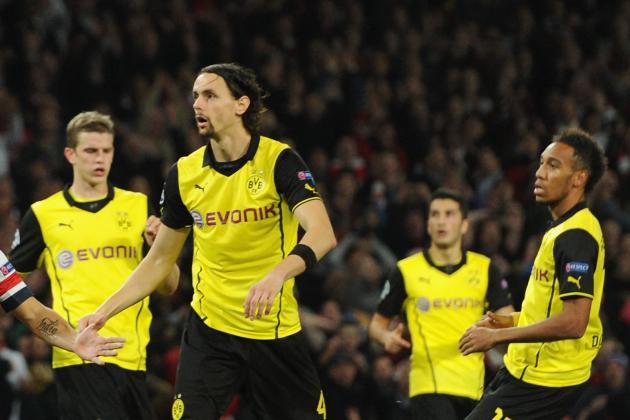 Gamecast: Borussia Dortmund vs. VfB Stuttgart