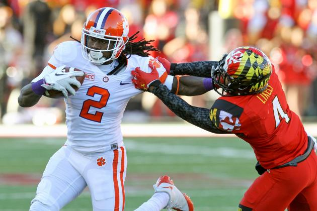 For Now, Sammy Watkins Is Focused on the Here-and-Now