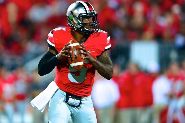 Ohio State's Braxton Miller Has Gone from Athlete to Quarterback This Season