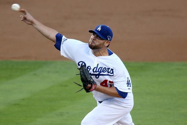 Ricky Nolasco, Juan Uribe Among 10 Dodgers Free Agents