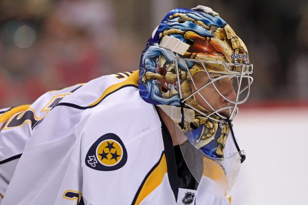 Will Pekka Rinne's Injury Scuttle the Nashville Predators' Playoff Hopes?