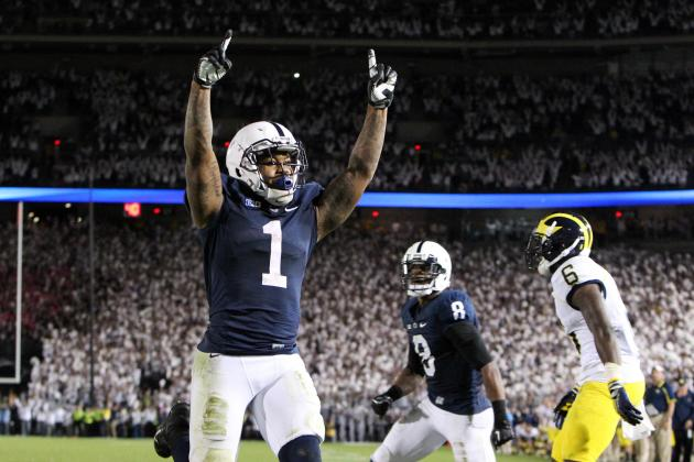 Penn State Football: Bill Belton Ready to Resume His Role as Lead RB