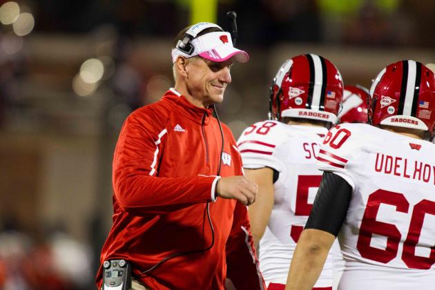 Wisconsin Badgers Coaches Deserve Credit for 2nd Half Performances