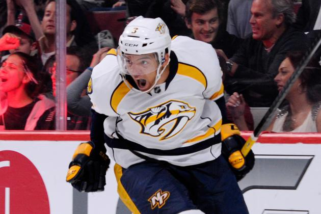 Breaking Down Seth Jones' Ceiling After Hot Start to NHL Career