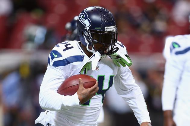 Seahawk Injury Report: Lynch Again out