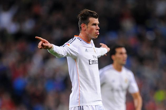 Gareth Bale Will Drive Real Madrid Past Barcelona and to the Liga Title