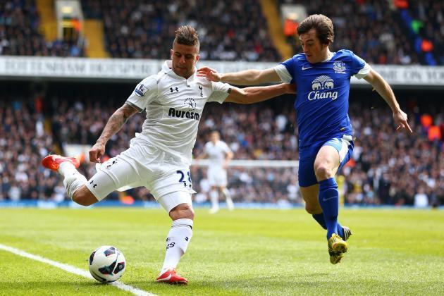 How Everton Will Line Up Against Tottenham