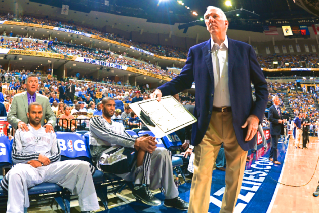 Why Gregg Popovich Is the NBA's Ultimate Anomaly