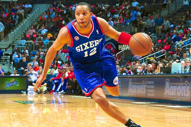 Evan Turner: Philadelphia 76ers' 'Sam Hinkie Is Not My GM