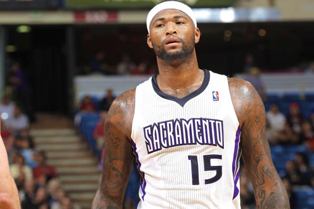 DeMarcus Cousins Describes Previous Kings Era as 'An AAU Team'