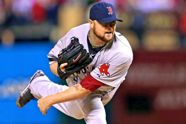 Jon Lester Has $13M Club Option for 2014 Picked Up by Red Sox