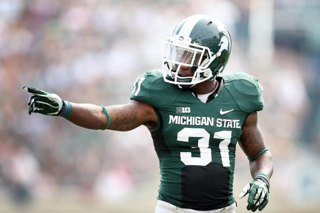 Michigan vs. Michigan State: Wolverines Will Fail Against Elite Spartans Defense