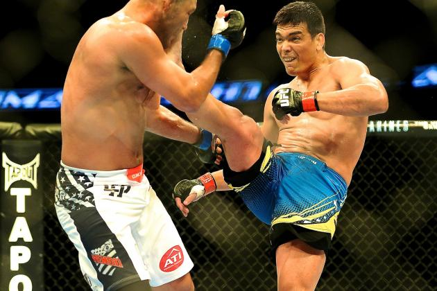 Lyoto Machida Meets Gegard Mousasi at Feb. 8 UFC Event in Brazil