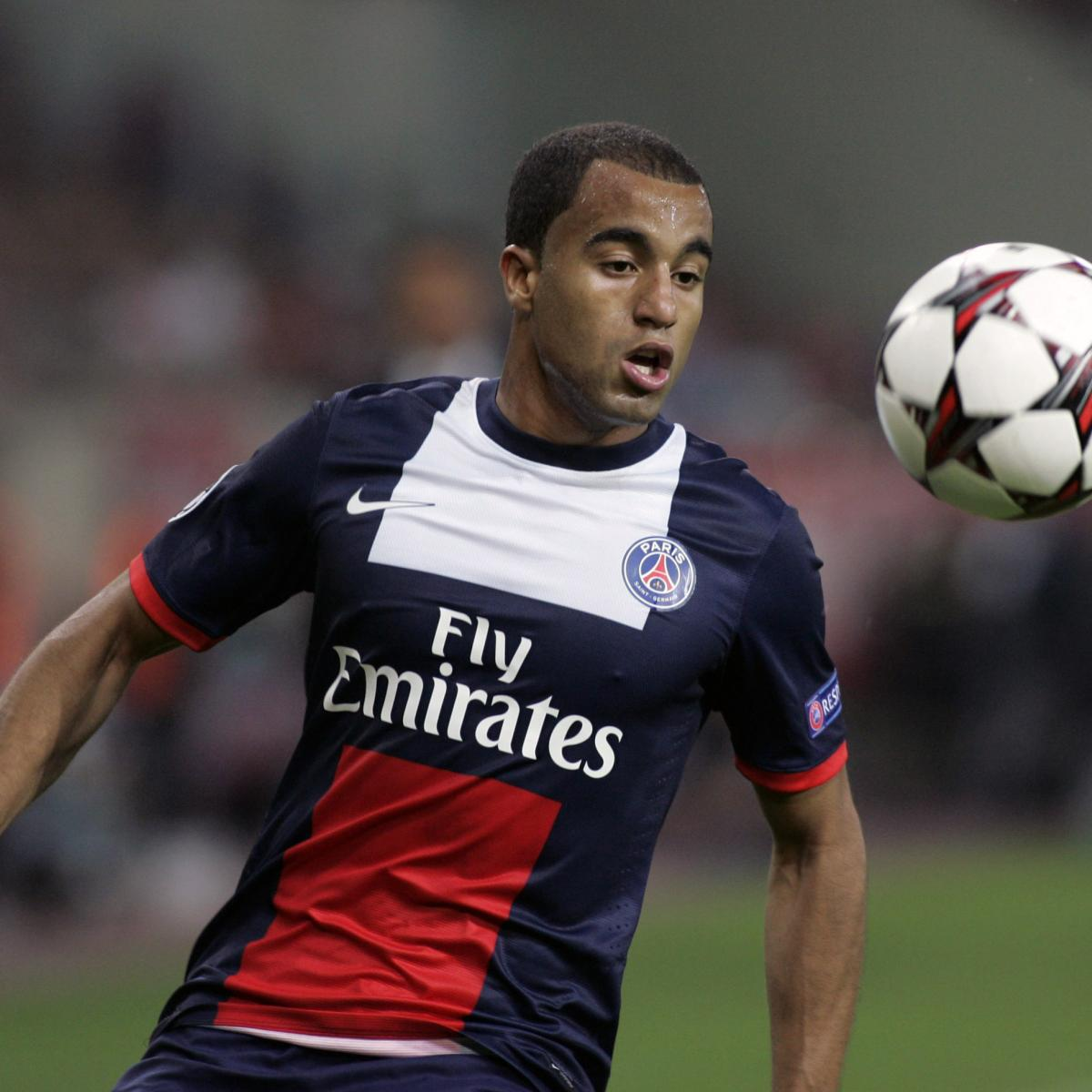Lucas Moura Top Speed: Paris Saint-Germain Vs. FC Lorient: 6 Things We Learned