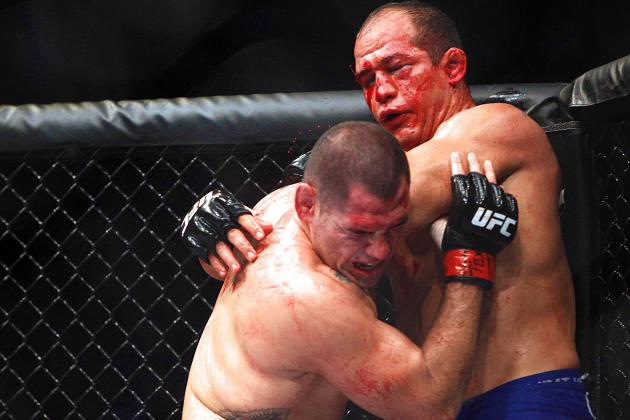 Junior dos Santos Somehow Still Hasn't Learned a Thing About Cain Velasquez