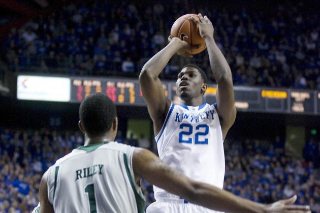 Kentucky Basketball: Will Perimeter Shooting Be Cats' Achilles' Heel in 2013-14?