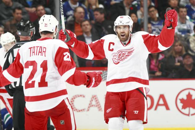 Detroit Red Wings vs. Calgary Flames