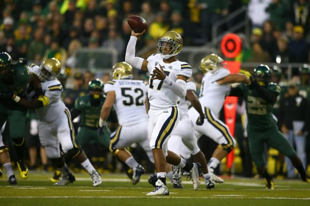 Oregon Football: Would Ducks Want UCLA or Arizona State in Pac-12 Title Game?