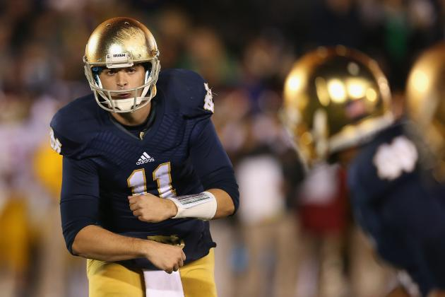 Navy vs. Notre Dame: Keys to Saturday's Battle in South Bend