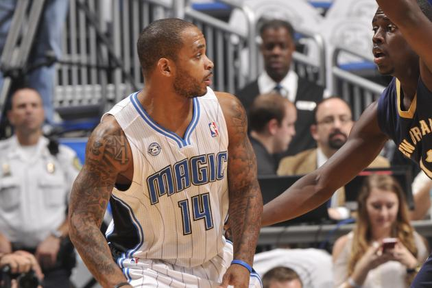 Jameer Nelson Officially on Trade Block, but Orlando's Asking Price Is Absurd