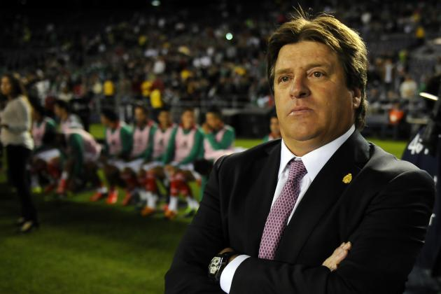 Mexico Selects All-Domestic Squad for Playoff vs. New Zealand