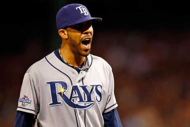 Dodgers Could Go After David Price, MasahiroTanaka
