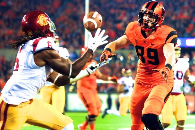 USC vs. Oregon State: Live Score and Highlights