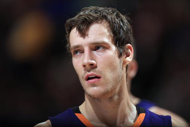 Goran Dragic Injury: Updates on Suns PG's Head, Likely Return Date