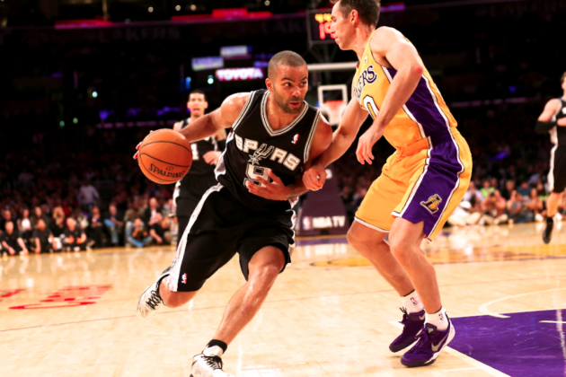 San Antonio Spurs vs. Los Angeles Lakers: Live Score and Analysis