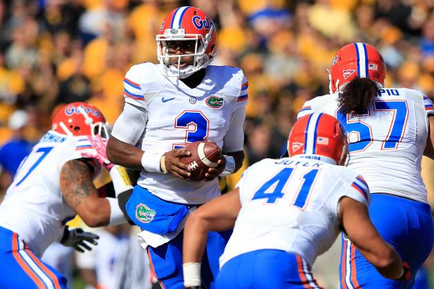 Georgia vs. Florida: Live Game Grades and Analysis for the Gators