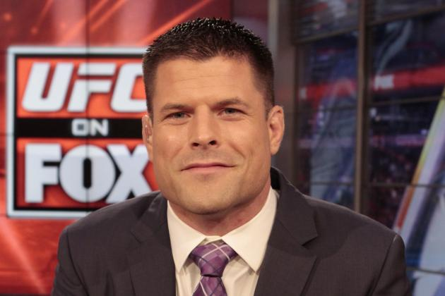 Dropping Knowledge: Brian Stann Gives His Breakdown of Fight for the Troops 3